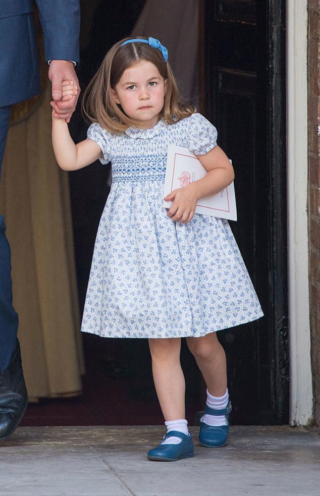 Prince Louis Christening, Prince William, Prince George, Princess Charlotte