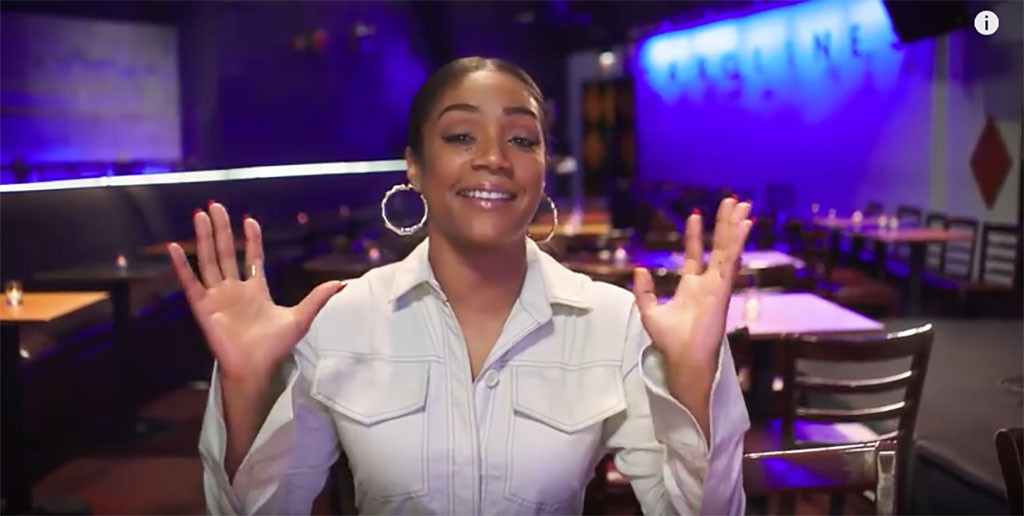 Tiffany Haddish, 73 Questions
