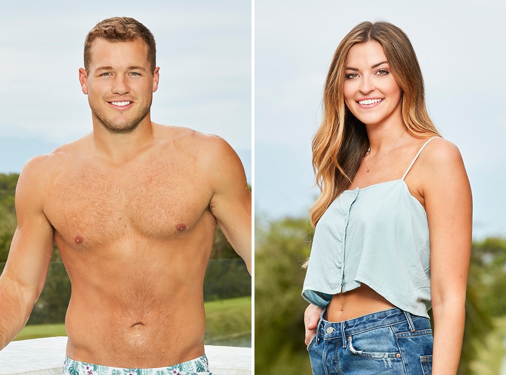 Bachelor in Paradise, Tia, Colton