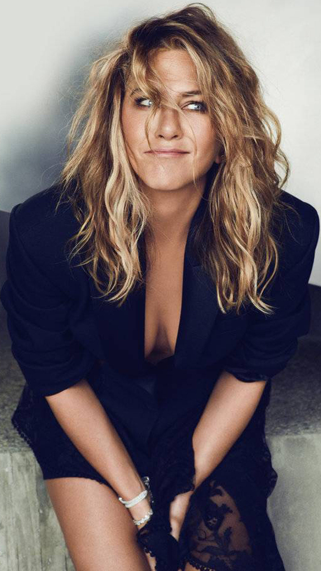 Jennifer Aniston, InStyle