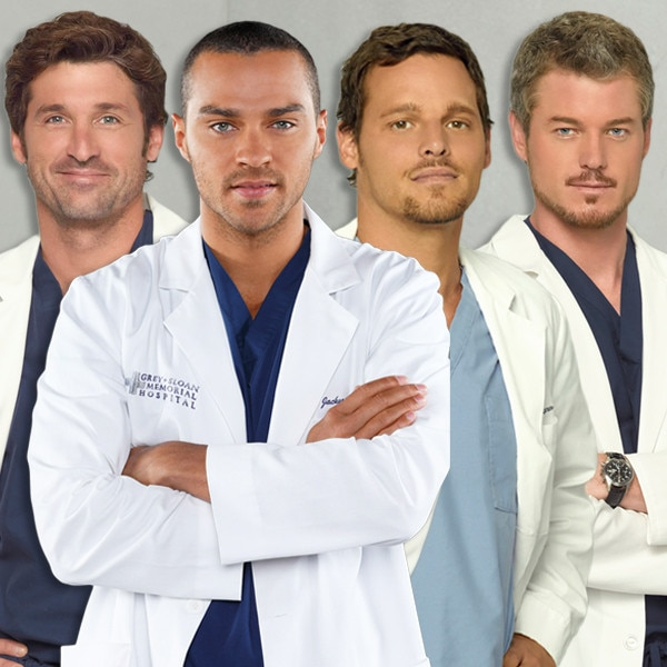 Who Is The Hottest Grey S Anatomy Doctor E Online