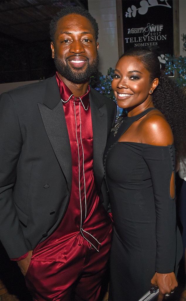 Dwyane Wade, Gabrielle Union