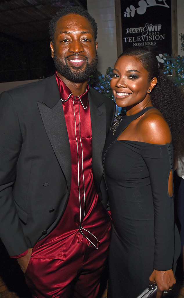 Gabrielle Union Goes All Out for Her and Dwyane Wade's