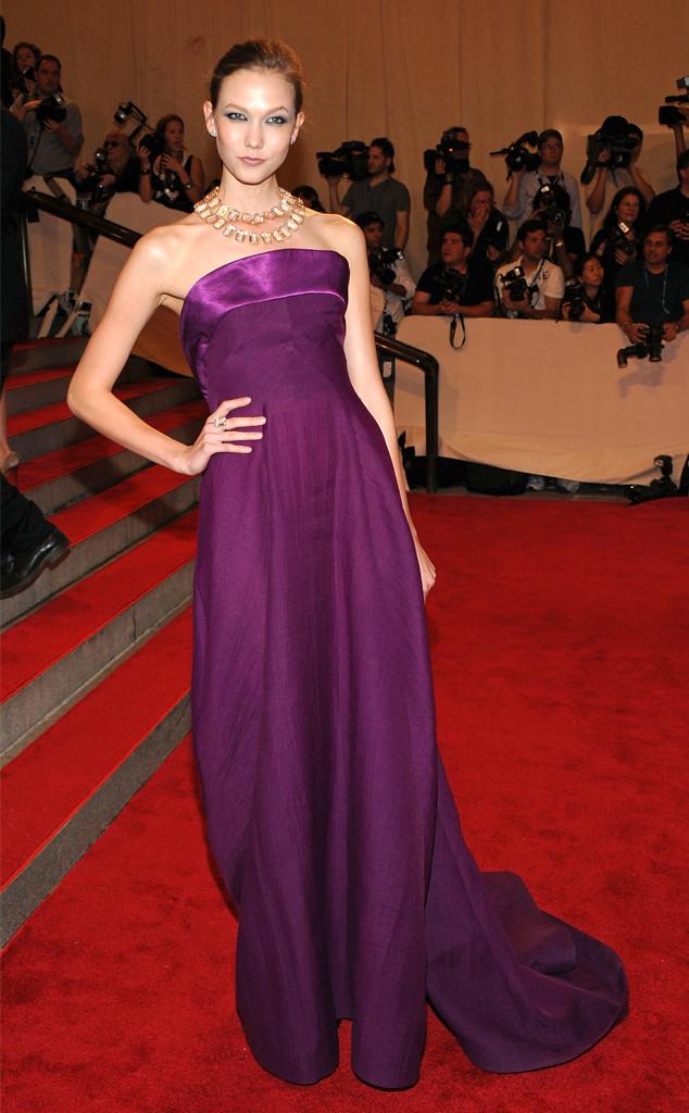 Karlie Kloss, Met Gala 2010