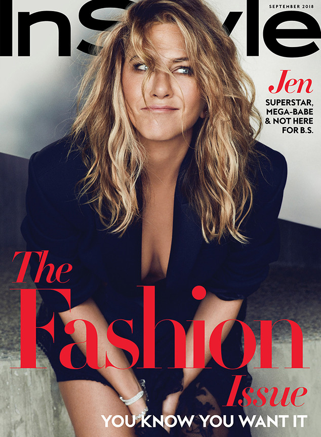 in style magazine hair aniston learns to laugh at the tabloids i m not 3828