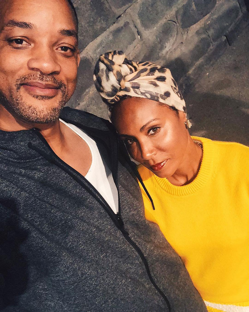 "Will Smith Recalls ""Failing Miserably"" in His Marriage to Jada Pinkett Smith"