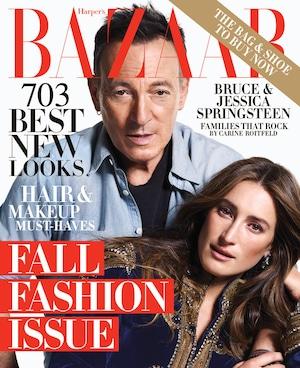 Harper's Bazaar, Bruce Springsteen, Jessica Springstein