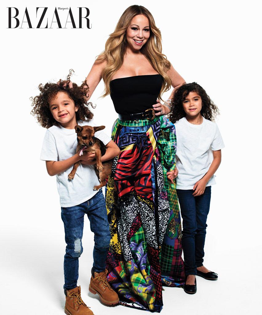 Harper's Bazaar, Mariah Carey
