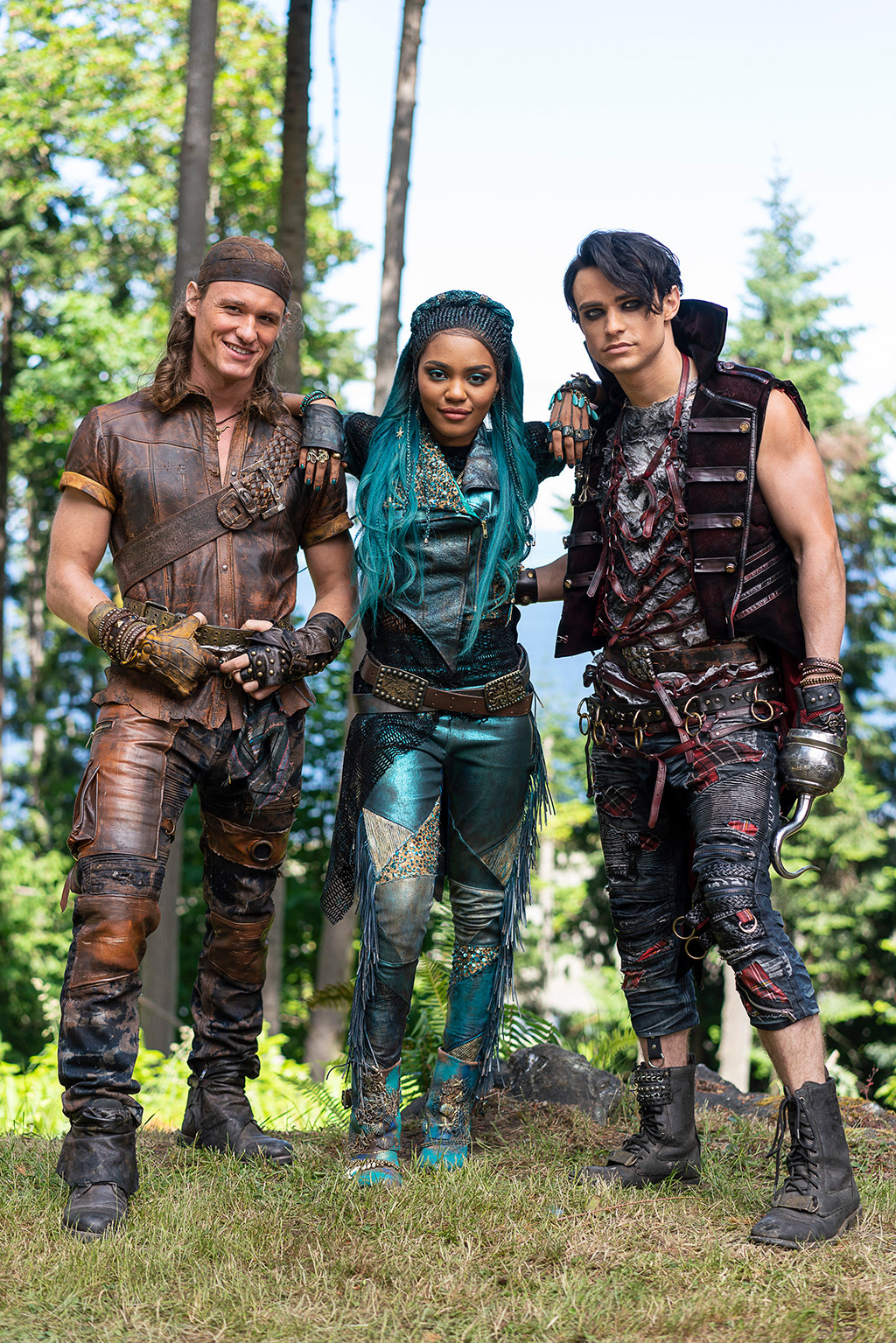 Descendants 3, Dylan Playfair, China Anne McClain, Thomas Doherty