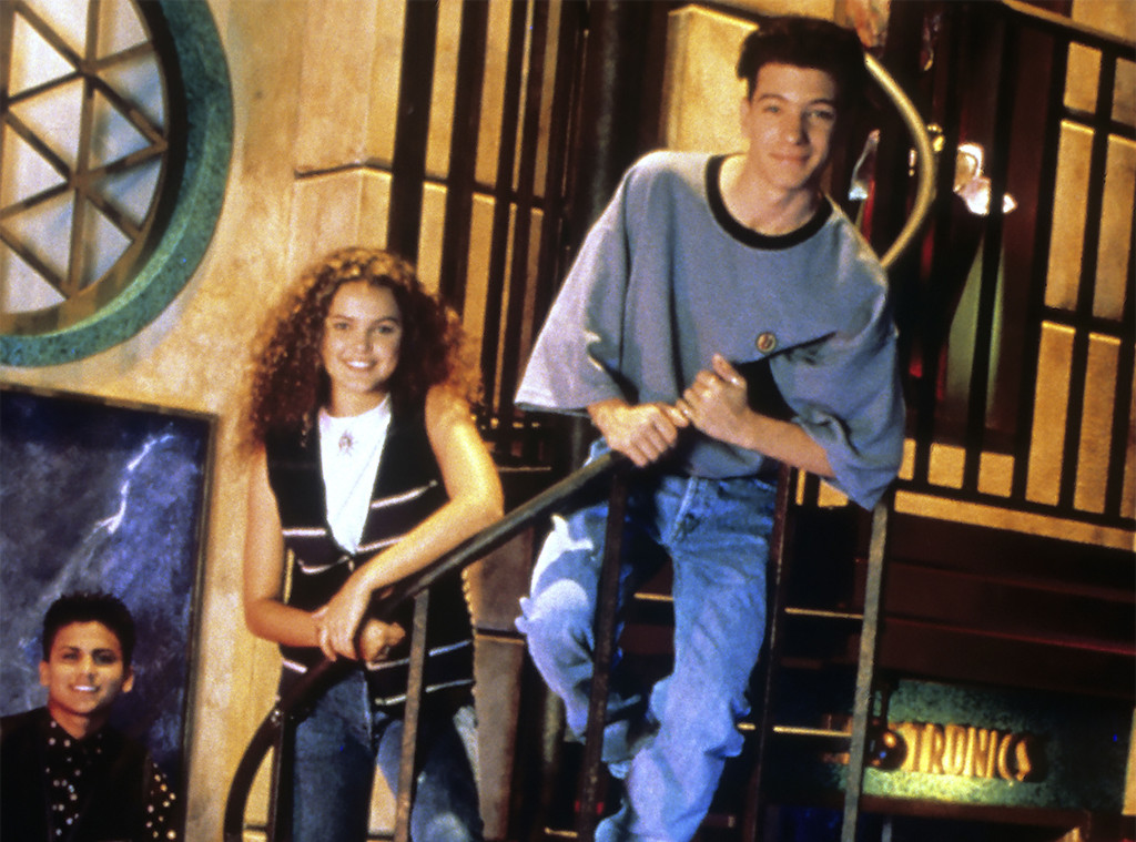 Keri Russell, JC Chasez, Mickey Mouse Club