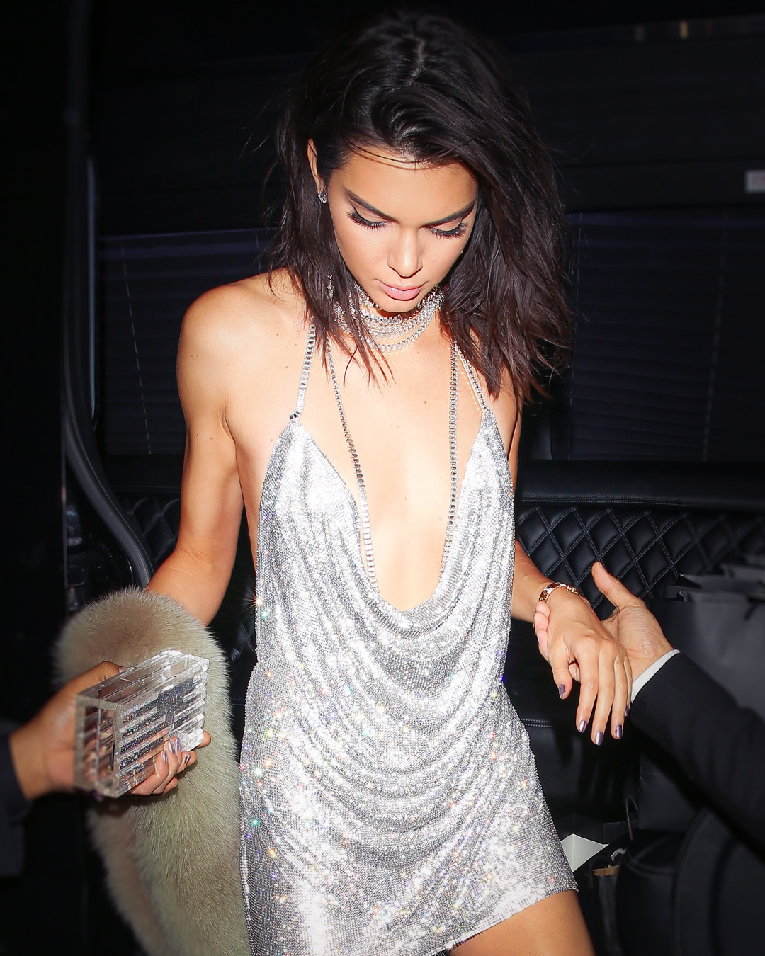 ESC: Kendall Jenner, 21st Birthday
