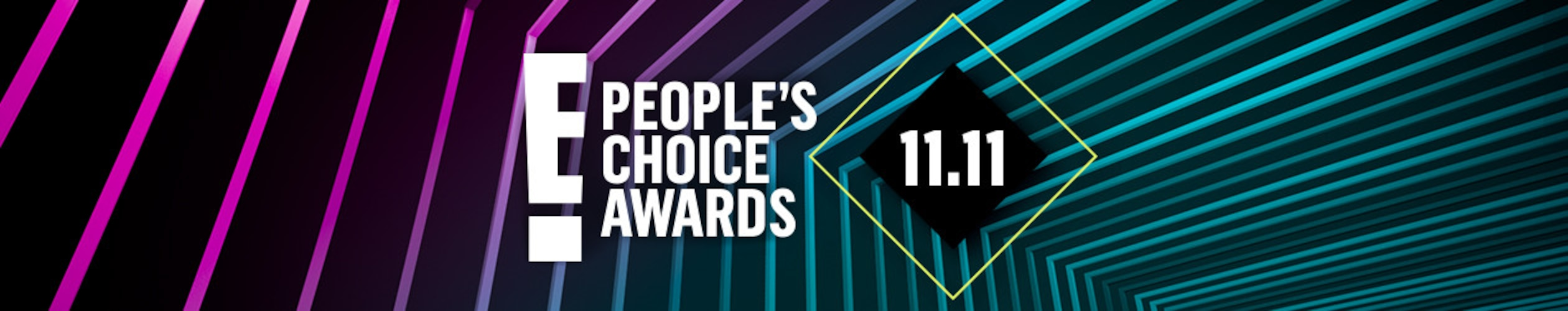 People's Choice Awards Tune-In Banner
