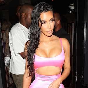 Kim Kardashian, Kylie Jenner's 21st Birthday Party arrivals