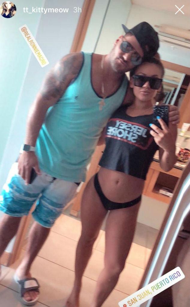 Ronnie Magro-Ortiz, Jen Harley