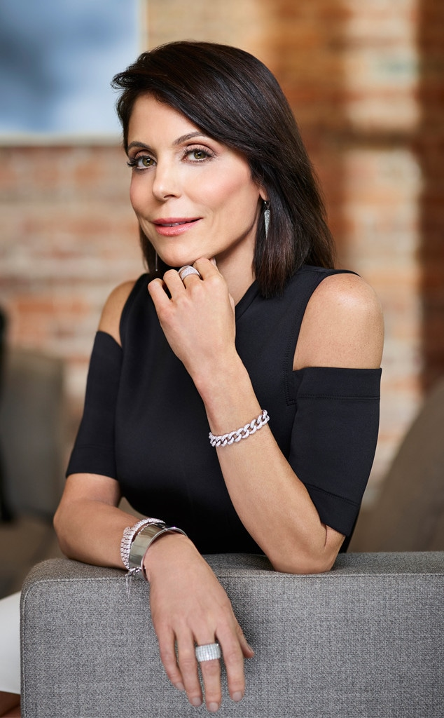 Bethenny Frankel, RHONY, Real Housewives of New York City