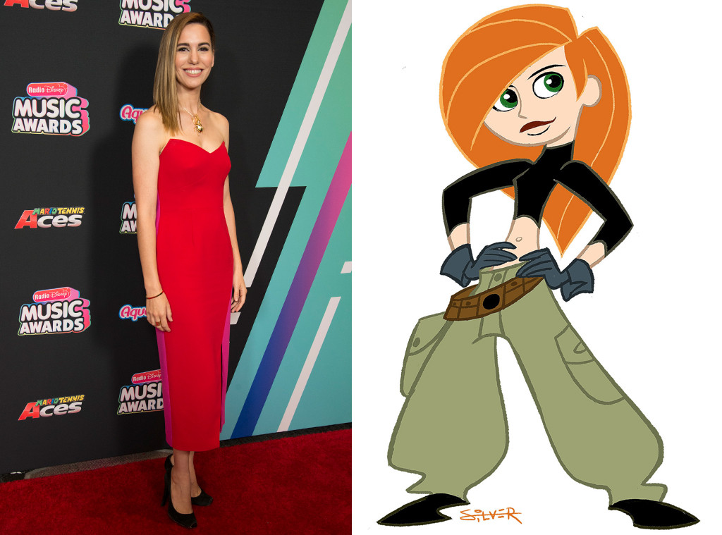 Christy Carlson Romano, Kim Possible