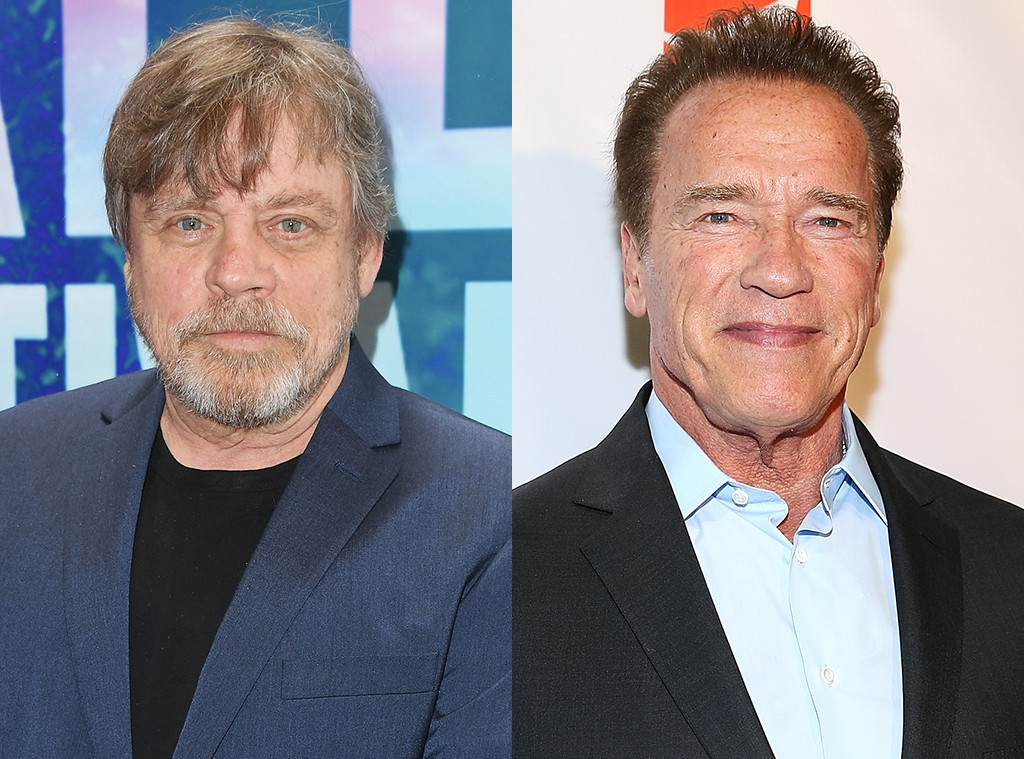 mark hamill once advised arnold schwarzenegger to lose his accent