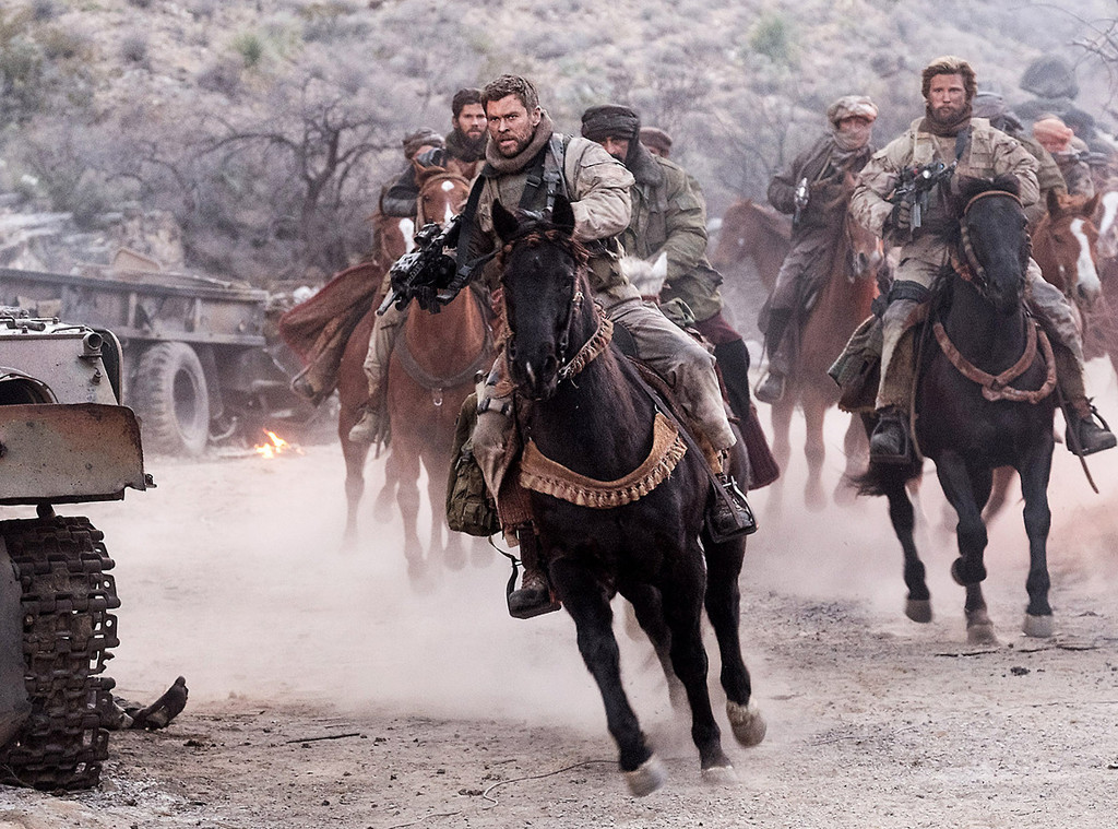 Chris Hemsworth, 12 Strong