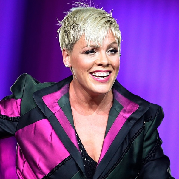 Pink Returns to the Stage After Hospitalization With Support from Katy Perry and Hugh Jackman thumbnail
