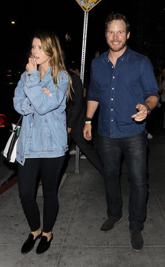 Chris Pratt, Katherine Schwarzenegger