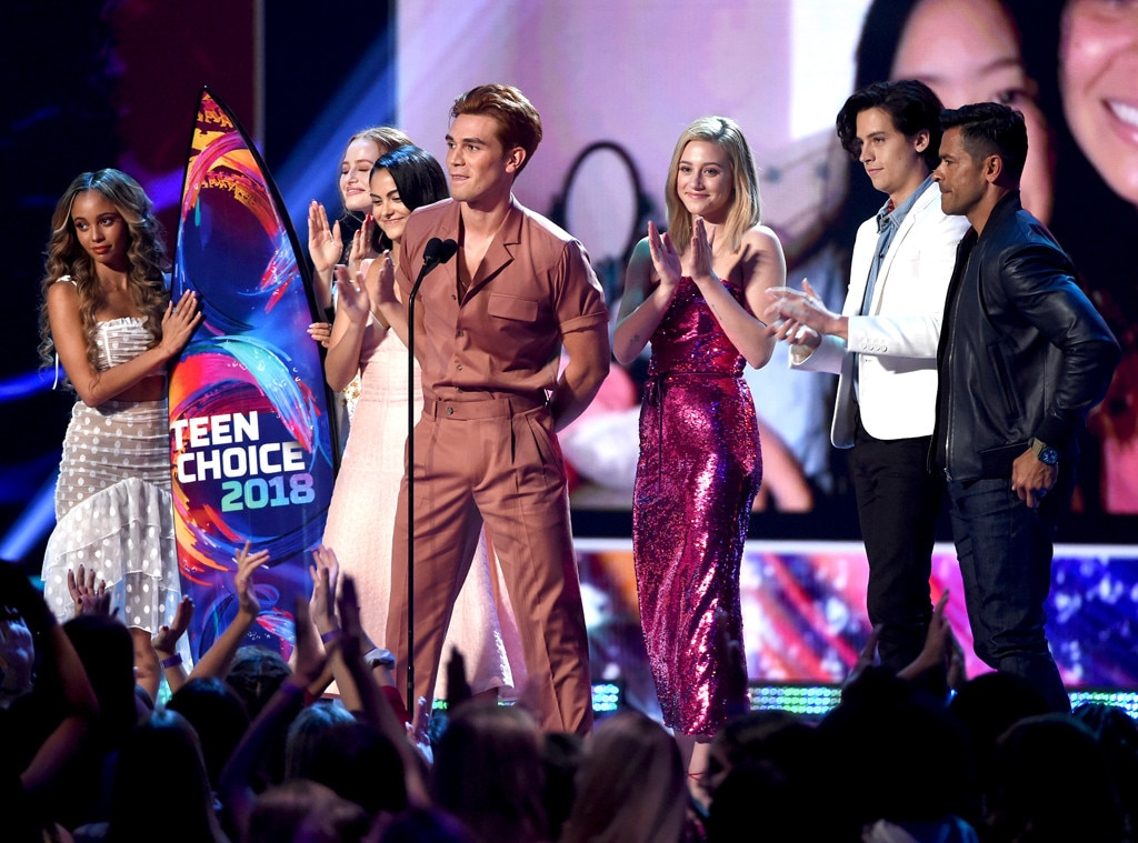 Teen choice award winners
