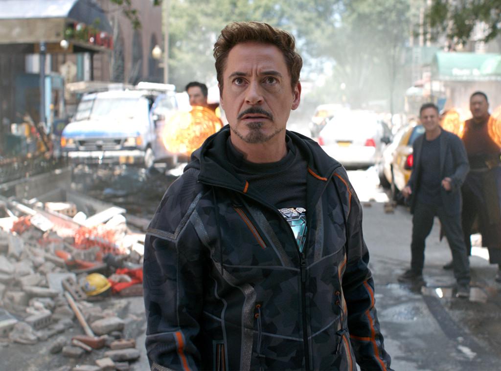 Robert Downey Jr., Avengers: Infinity War