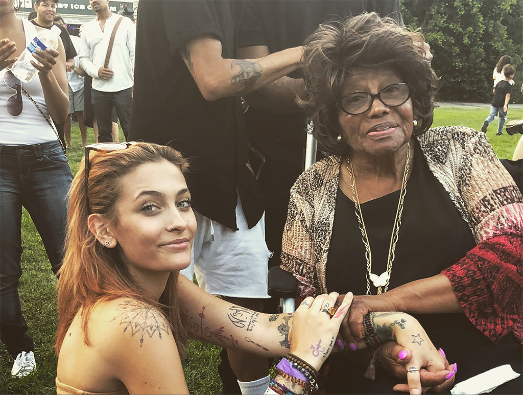 Paris Jackson, Katherine Jackson, Soundflowers, Band