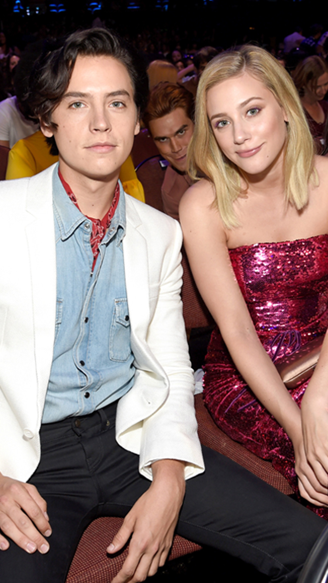 Cole Sprouse, Lili Reinhart, 2018 Teen Choice Awards