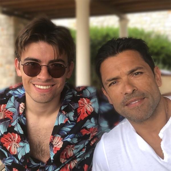 Michael Consuelos, Mark Consuelos