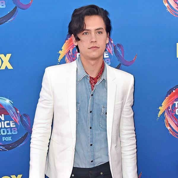 Cole Sprouse, 2018 Teen Choice Awards