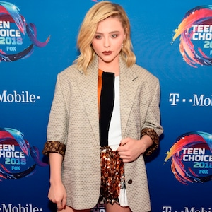 Chloe Grace Moretz, 2018 Teen Choice Awards, Couples