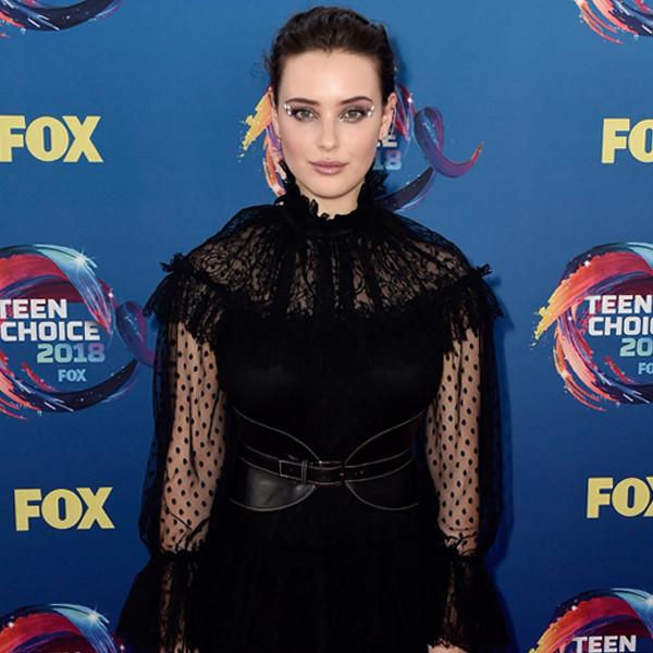 Katherine Langford, 2018 Teen Choice Awards