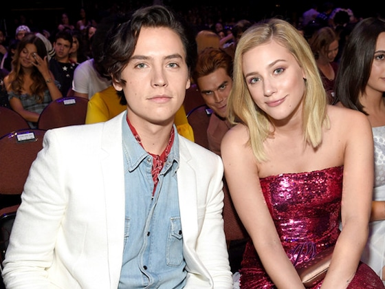 Lili Reinhart Takes Cole Sprouse Home for Thanksgiving