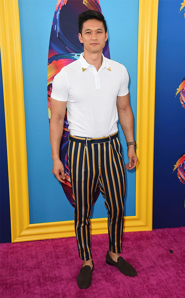 Harry Shum Jr., 2018 Teen Choice Awards