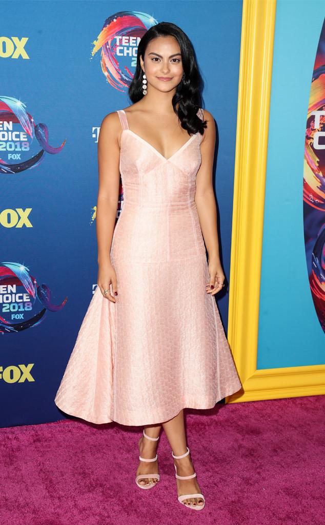 Camila Mendes, 2018 Teen Choice Awards