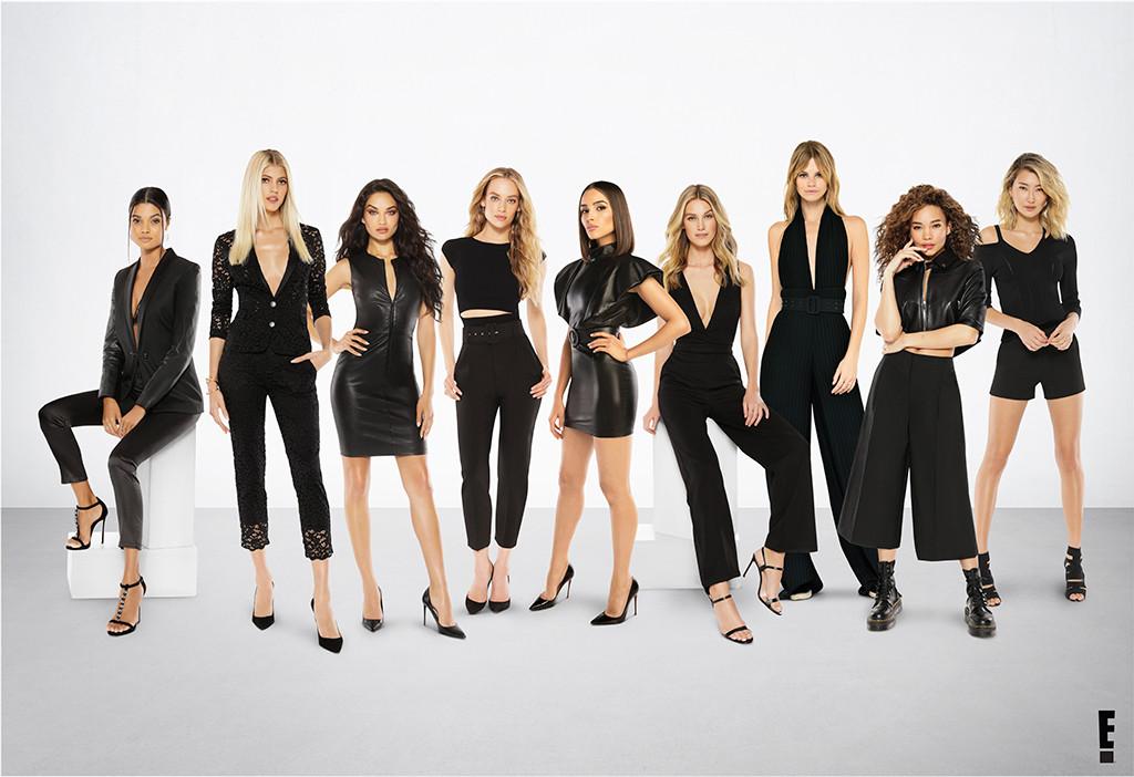 Model Squad Cast