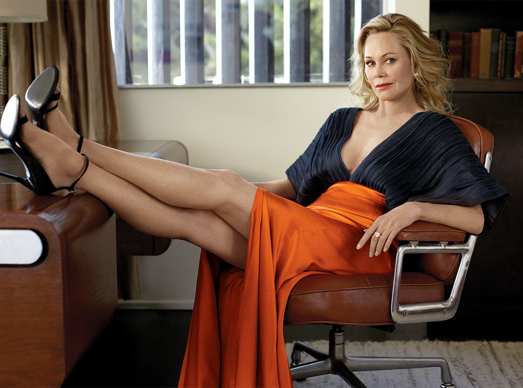 Melanie Griffith, InStyle