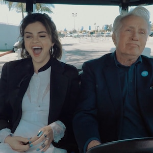Selena Gomez, Martin Sheen, WE Day