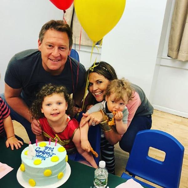 Savannah Guthrie, Vale Guthrie Feldman, Birthday Bashes