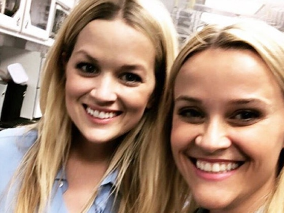 It Turns Out Reese Witherspoon Basically Has An Identical Twin