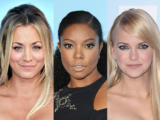Kaley Cuoco, Gabrielle Union and Anna Faris Attend Jennifer Klein's 20th Annual Day of Indulgence