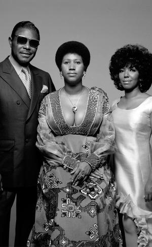 Aretha Franklin, Clarence LaVaughn, Carolyn