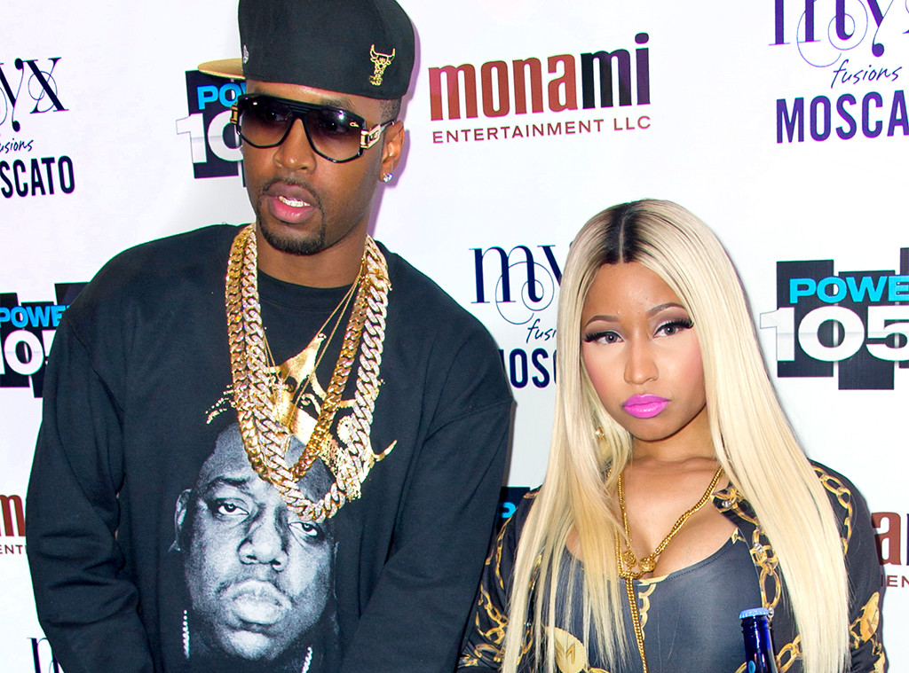 Safaree Lloyd Samuels, Nicki Minaj