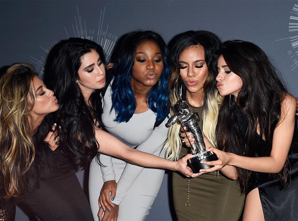 Fifth Harmony, 2014 MTV VMA's, Best New Artist