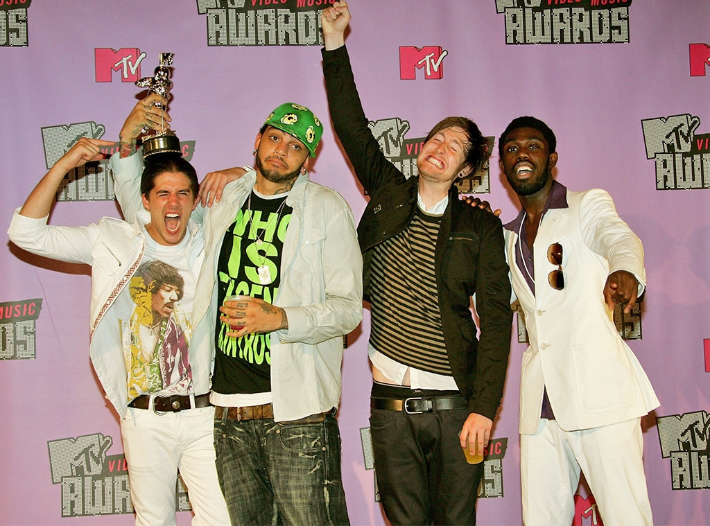 Gym Class Heroes From Best New Artist Winners At The MTV Video Music
