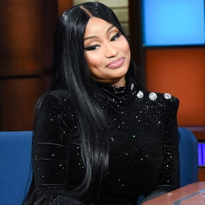 Nicki Minaj, The Late Show With Stephen Colbert