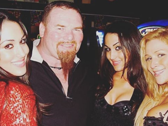 "Nikki Bella Pays Tribute to Jim ""The Anvil"" Neidhart"