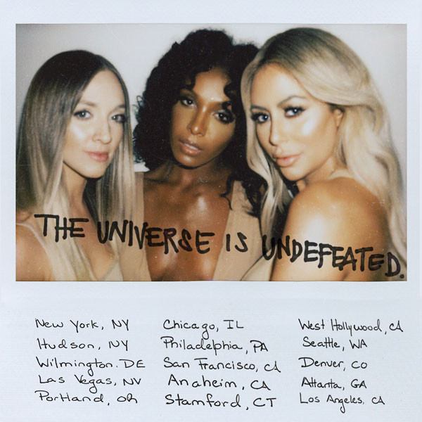 Shannon Bex, Dawn Richard, Aubrey O'Day