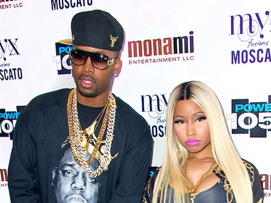 "Nicki Minaj's Ex-Boyfriend Safaree Samuels Says She Stabbed Him And He ""Almost Died"""