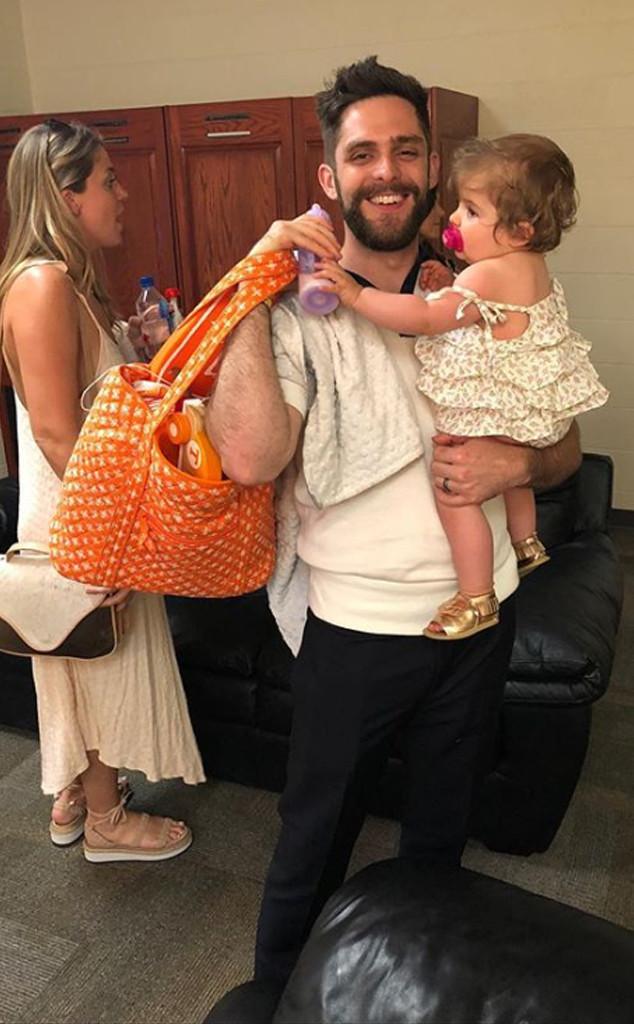 Thomas Rhett, Lauren Akins